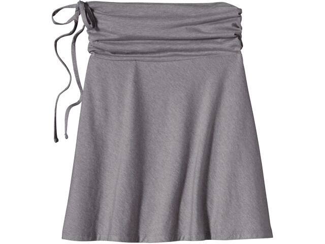 db6ce62c9a Patagonia W's Lithia Skirt Feather Grey - addnature.com